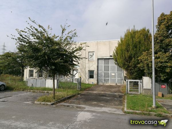 Foto Capannone Industriale in Affitto a Faenza