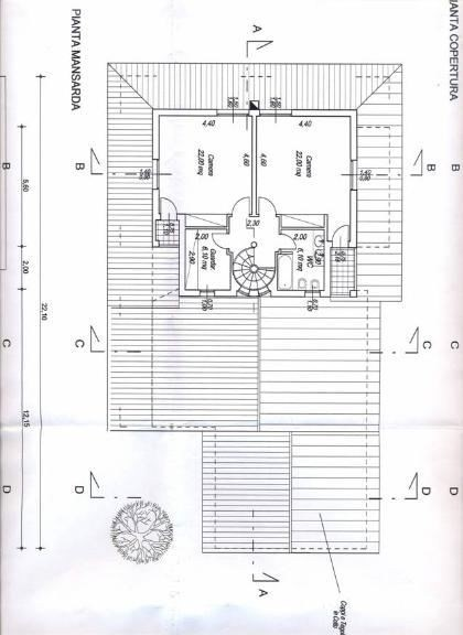 Casa semindipendente a Monteverdi Marittimo (5/5)