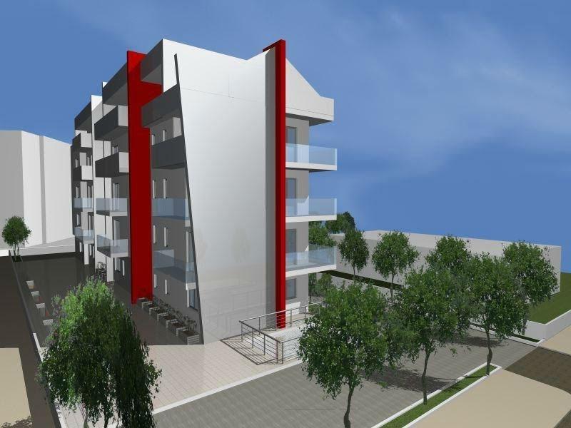 Appartamento trilocale in vendita a rende agenzie for Piani di un appartamento di efficienza di una camera da letto