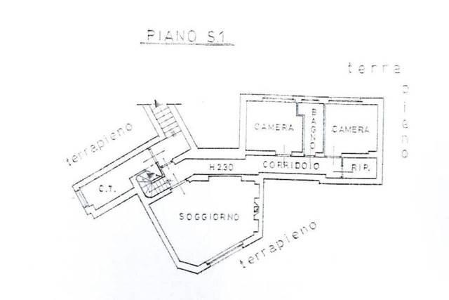 Casa semindipendente a Castiglione della Pescaia (2/5)