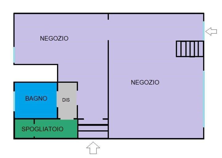 Negozio In Affitto A Milano Largo Quinto Alpini Centro Storico