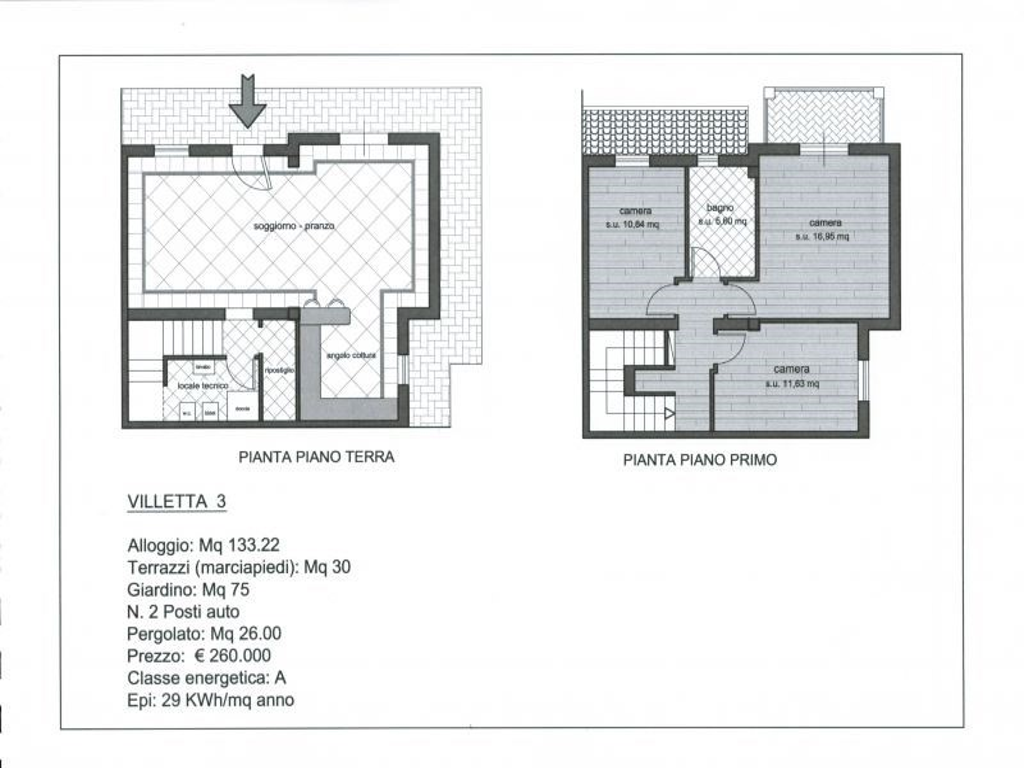 Villa a schiera Altopascio 31486442