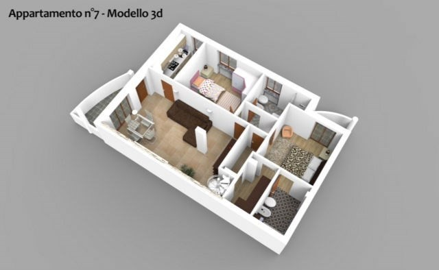 Appartamento Poppi