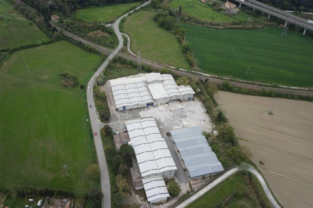 Capannone industriale a Castellina Marittima (1/5)