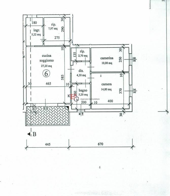 Appartamento Agliana 28789651